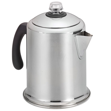 camping coffee maker farberware yosemite