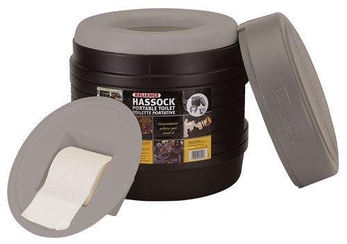 hassock portable toilet