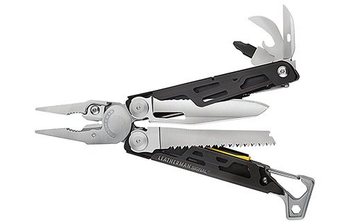 letherman signal multitool backpacking