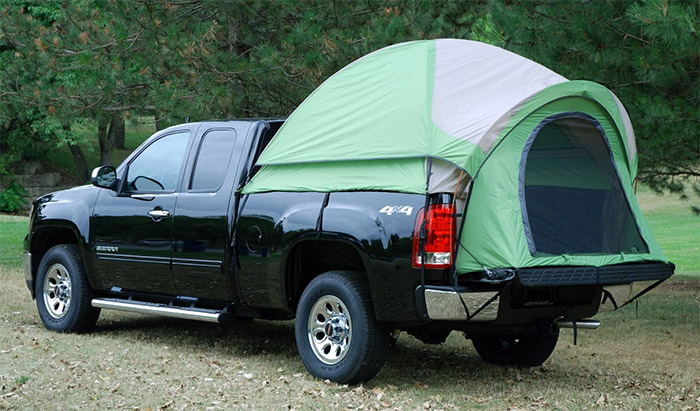 Truck Tent Camper 5 Pickup Truck Bed Tents That Are Easy