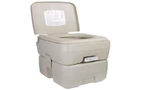 5 gallon portable potty