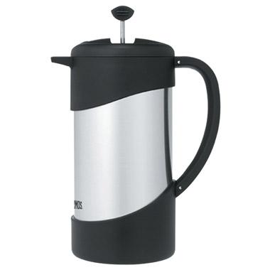 thermos vacuum coffee press