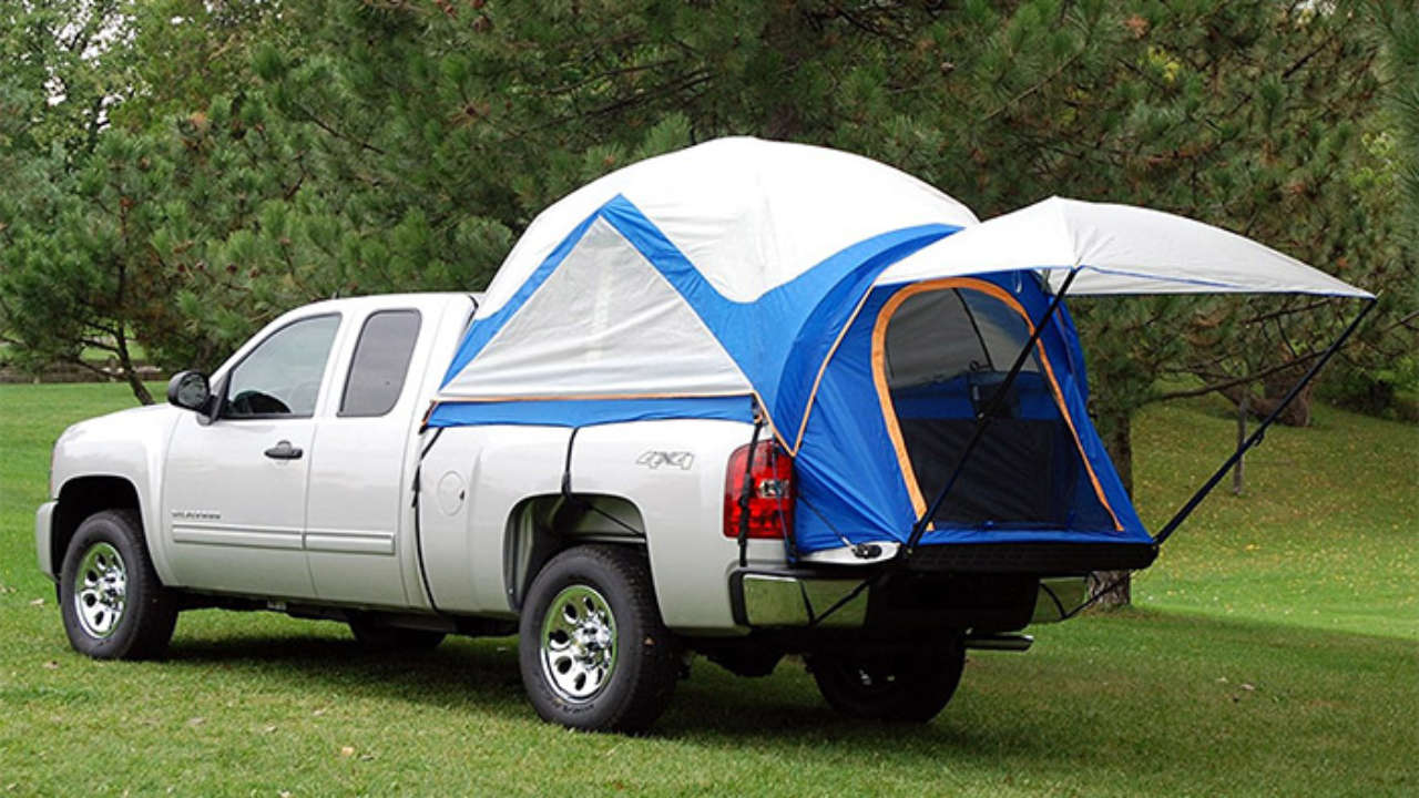 Truck Tent Camper 5 Pickup Truck Bed Tents That Are Easy To Set Up And Quality Built Savage Camper