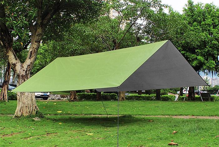 yuedge tarp shelter