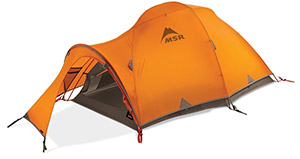 msr fury 2 person tent