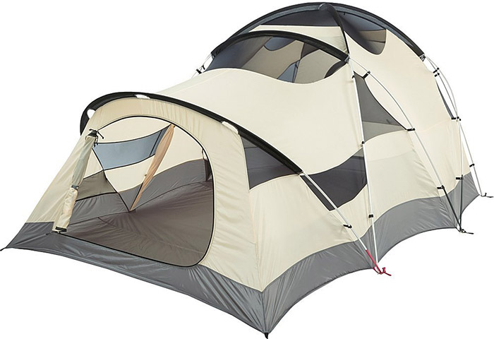 big agnes 6 person tent  sc 1 st  Savage C&er & Camping Tents With Separate Rooms - Savage Camper