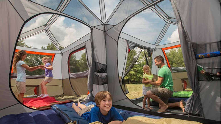 tents with room dividers