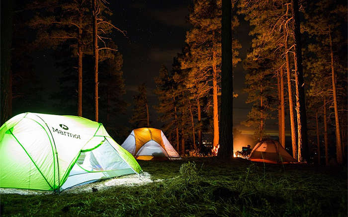 single versus double wall tent