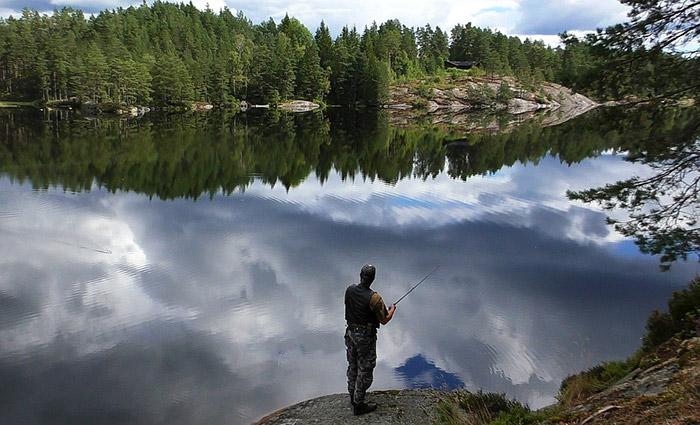 backpacking anglers fishing guide
