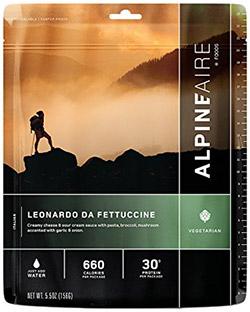 alpine aire leonardo fettuccine