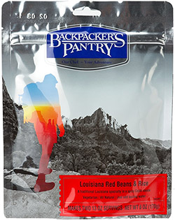 backpackers pantry red beans and rice