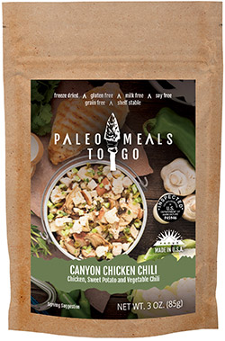 paleo meals to go backpacking