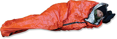 sol emergency bivy sack