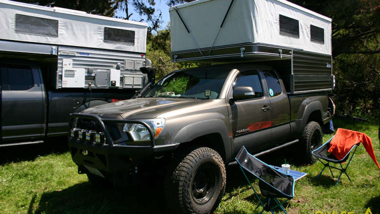 Camping Trailers and RVs