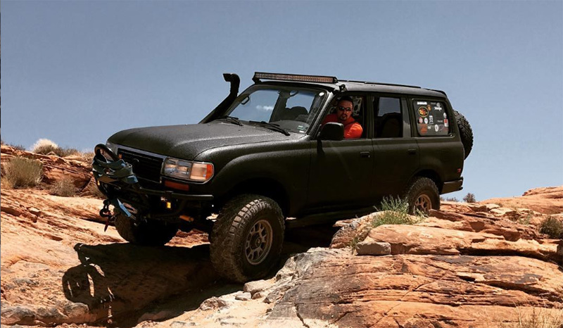 Supercharged Lexus LX450 Land Crusier Build Overland Adventure