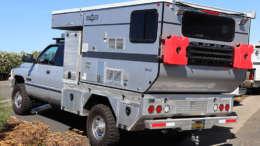 Overland RAM 2500 Savage Camper