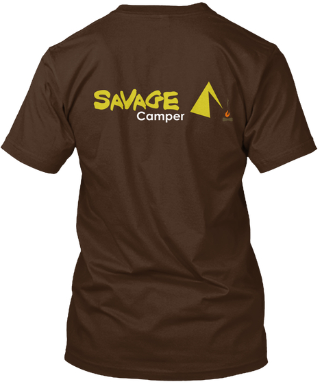 savage camper t shirt
