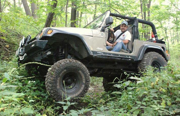 20015 jeep rubicon tj overlanding
