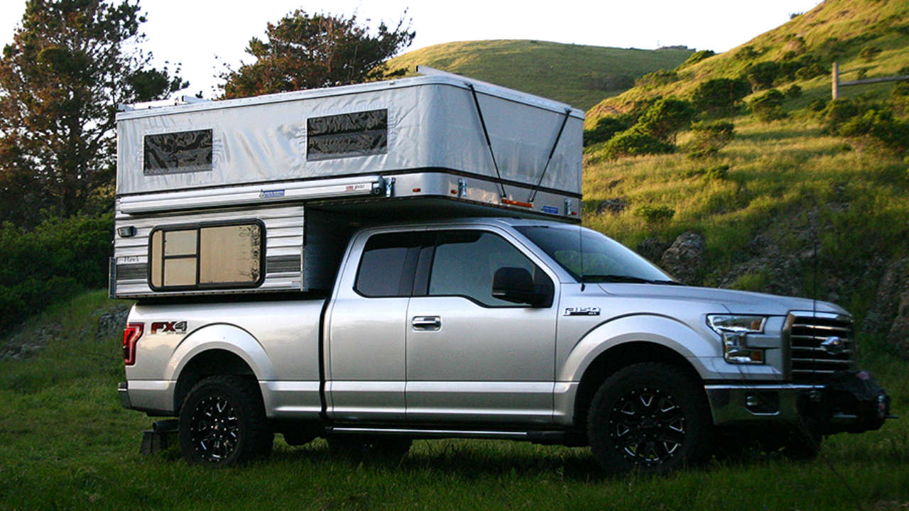 5 Ford F150 Camper Options For America S Best Selling Half Ton Truck