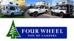 four wheel camper showroom