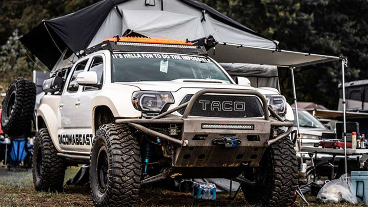 Expedition Toyota