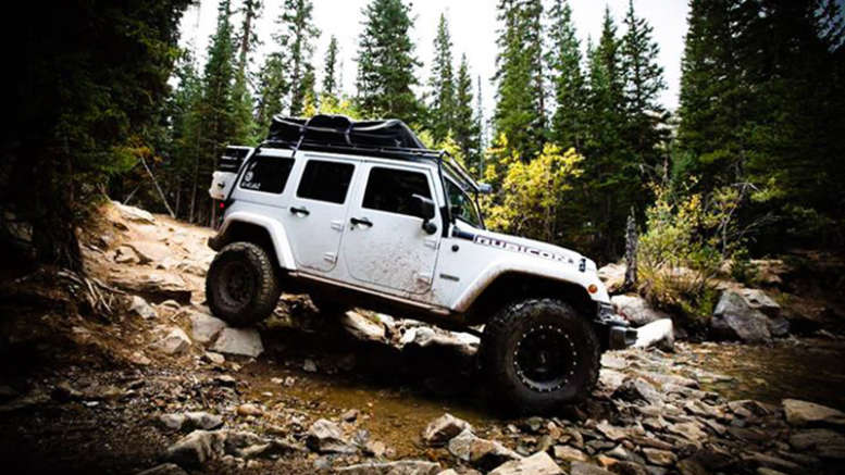 overland jeep jk umlimited rubicon recon