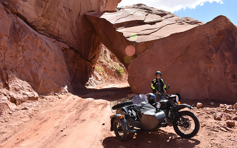 ural gear up trail motorcycle