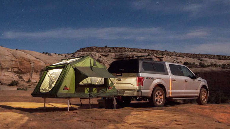 hitch n pitch tent