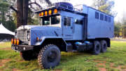 m934 military truck custom overland conversion