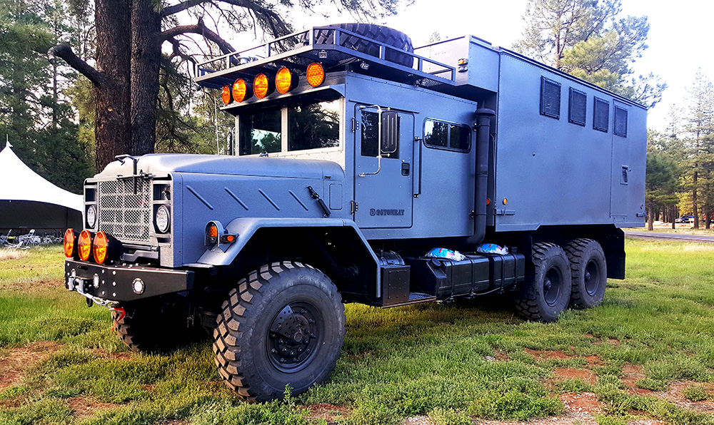 Toyota Tundra Cummins >> Bailey's M934 6x6 Military Truck Overland Conversion ...