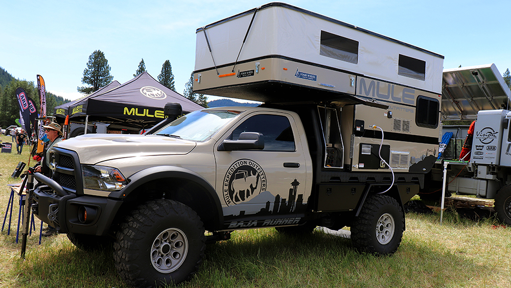 Dodge Ram Runner >> BAJA Runner Truck/Camper Build by MULE Expedition Outfitters
