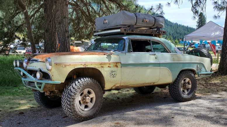 1955 chrysler desoto overland build