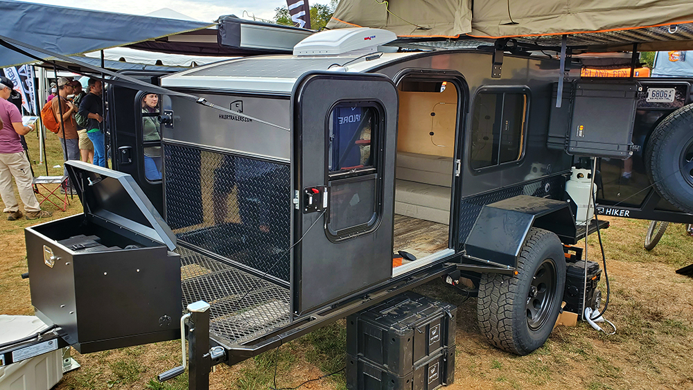 hiker trailer extreme off road model