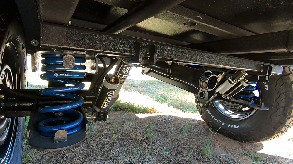 turtleback trailer icon adjustable independent trailing arm suspension