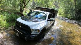 four wheel camper off road